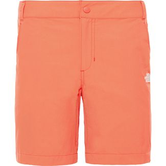 The North Face Exploration Funktionsshorts Damen juicy red