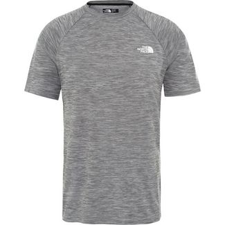 The North Face IMPENDOR SEAMLESS Funktionsshirt Herren tnf black white heather