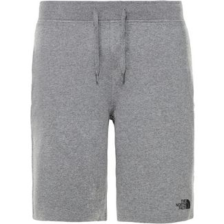 20b2e17f956505 The North Face STANDARD Shorts Herren tnf medium grey heather