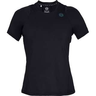 Under Armour Rush Funktionsshirt Damen black