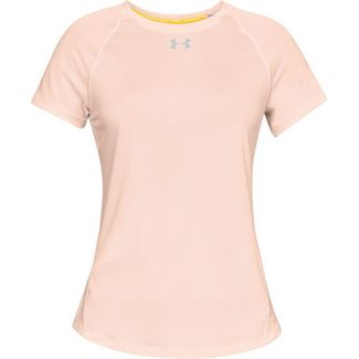 Under Armour Qualifier Laufshirt Damen orange