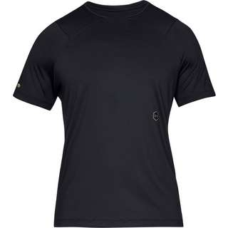 Under Armour RUSH Funktionsshirt Herren black