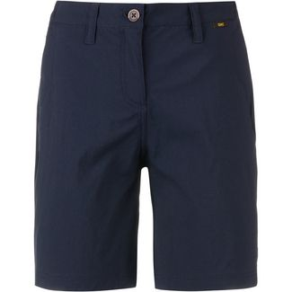 Jack Wolfskin DESERT SHORTS Funktionsshorts Damen midnight blue