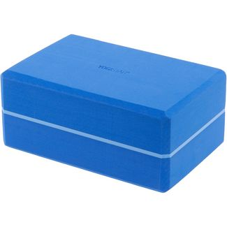 YOGISTAR.COM Yoga Block blau