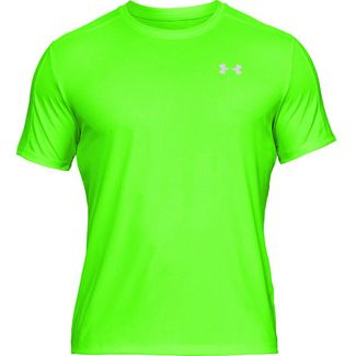 Under Armour SPEED STRIDE Laufshirt Herren zap green