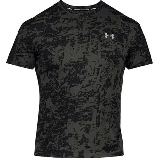 Under Armour SPEED STRIDE PRINTED Laufshirt Herren black