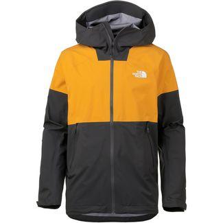 The North Face IMPENDOR C-KNIT GORE-TEX® Hardshelljacke Herren zinnia orange-asphalt grey