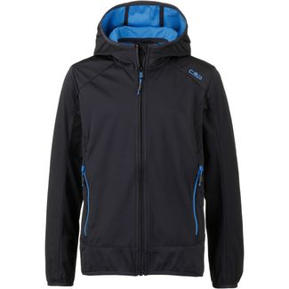 CMP Softshelljacke Kinder antracite