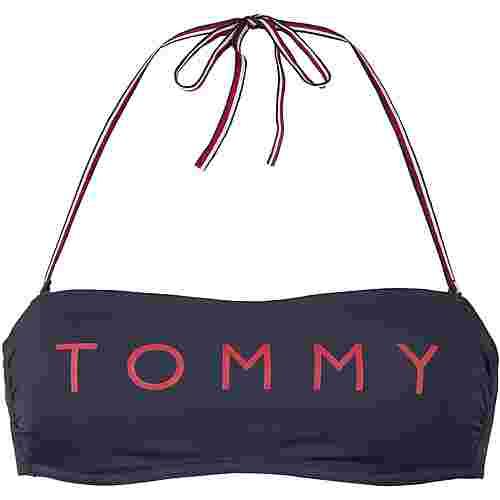 Tommy Hilfiger CORE SOLID BASIC Bikini Oberteil Damen navy blazer