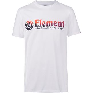 Element Glimpse T-Shirt Herren optic white