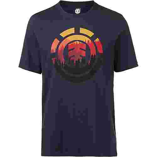 Element Glimpse T-Shirt Herren eclipse navy