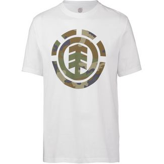 Element Foundation T-Shirt Herren optic white