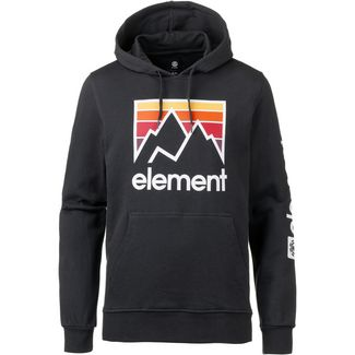 Element Joint Hoodie Herren off black