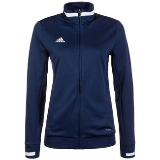 adidas Team 19 Trainingsjacke Damen blau / weiß