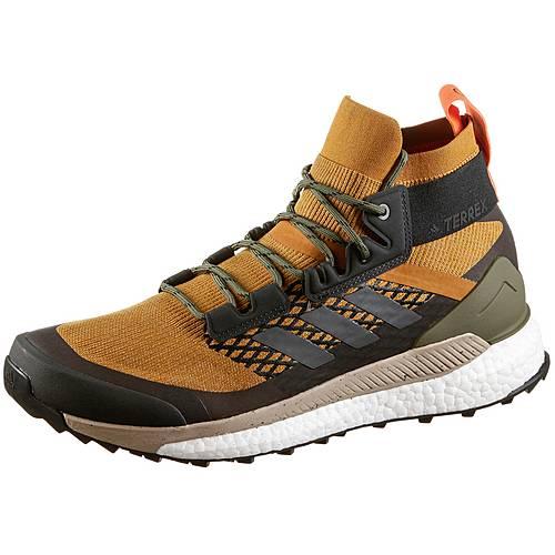 adidas Terrex Free Hiker Wanderschuhe Herren carbon im Online Shop von SportScheck kaufen