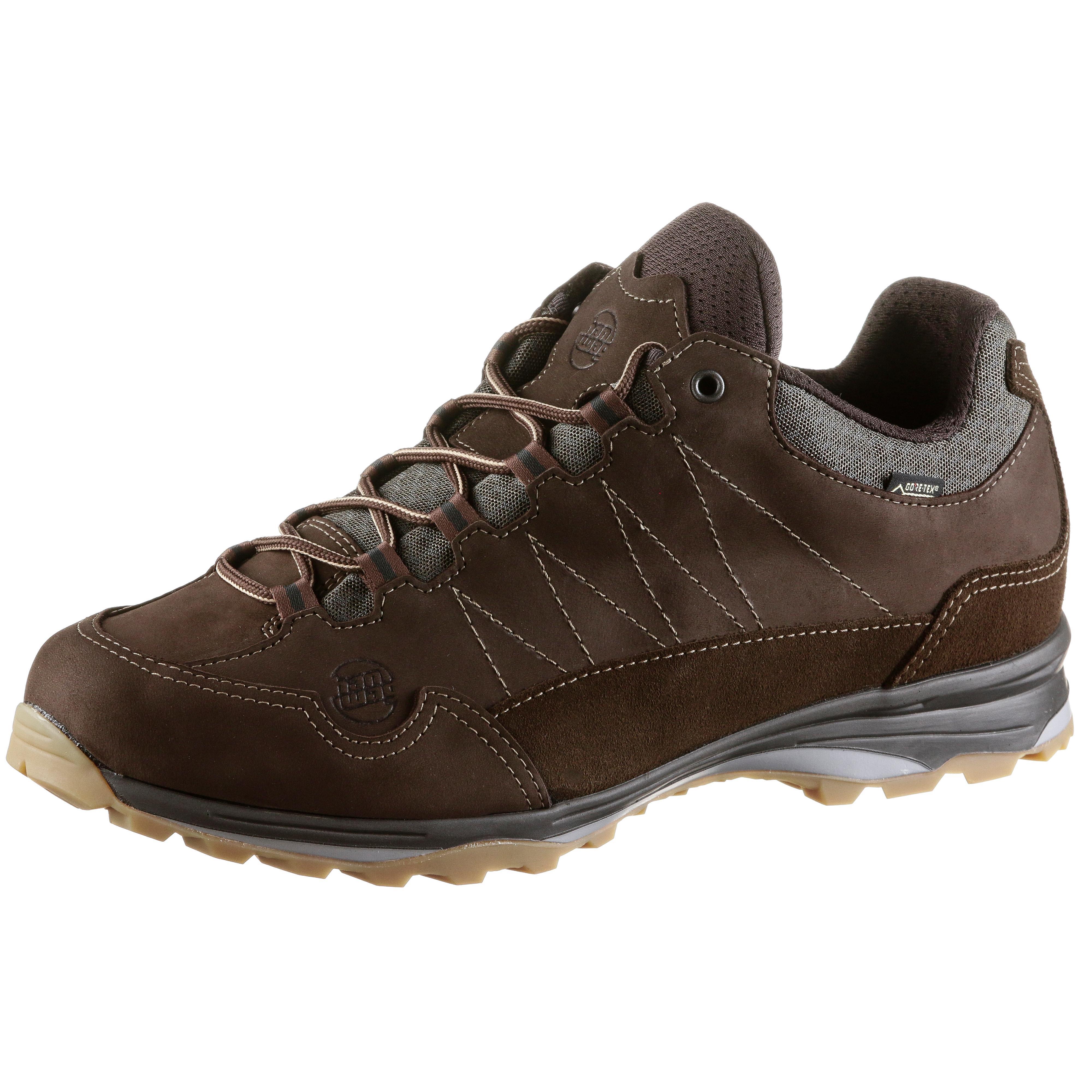 Hanwag Robin Light GTX braun Wanderschuhe Herren braun GTX im Online Shop von SportScheck kaufen Gute Qualität beliebte Schuhe a7a4f0