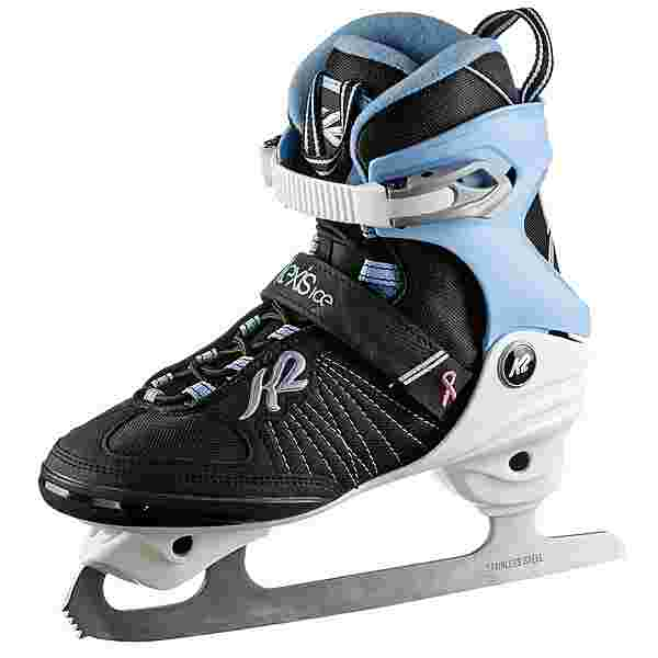 K2 Alexis Ice FB Schlittschuhe Damen light blue black
