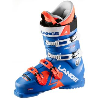 LANGE RS 110 WIDE Skischuhe power blue