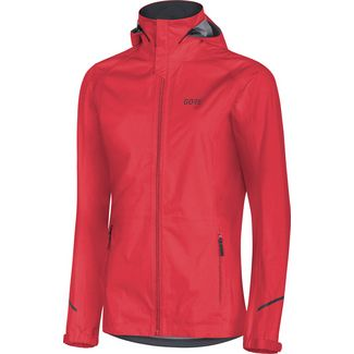 GORE® WEAR GORE-TEX® R3 Active Laufjacke Damen hibiscus pink