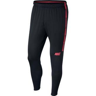 Nike Squad Trainingshose Herren black-black-ember glow-ember g