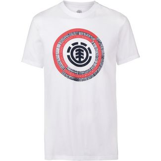 Element Iris T-Shirt Herren optic white