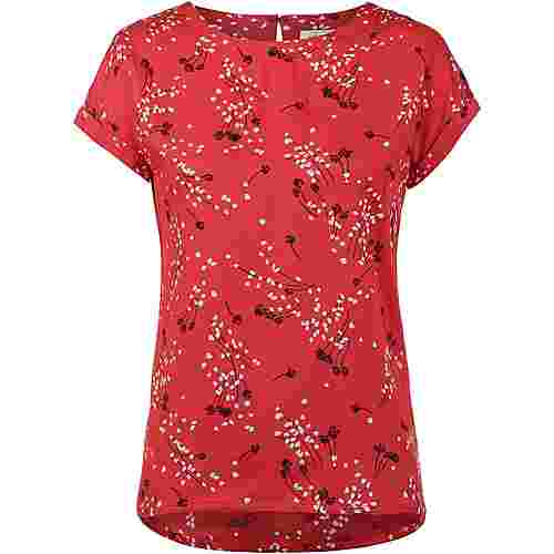 ARMEDANGELS Lioraa T-Shirt Damen tomato red