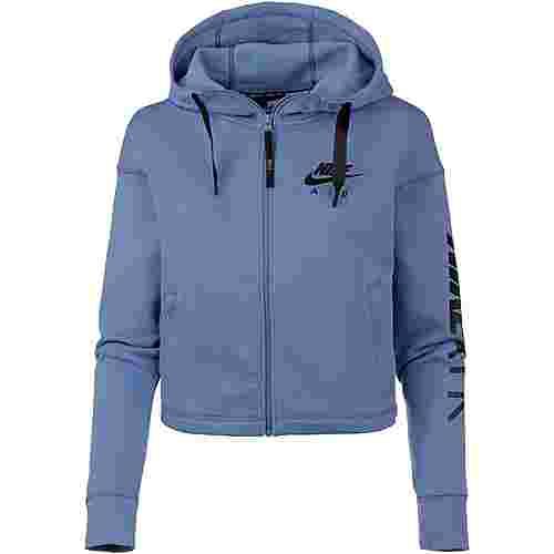 Nike NSW Air Hoodie Damen indigo storm-black