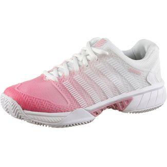 K-Swiss HYPERCOURT EXPRESS HB Tennisschuhe Damen white-pink lemonade-coral blush