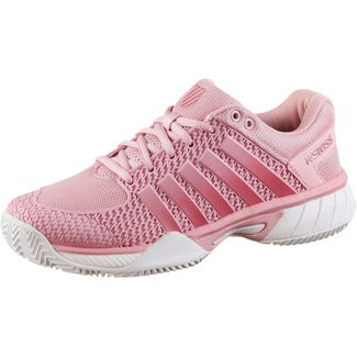 best loved 9c5de 5dd56 K-Swiss EXPRESS LIGHT HB Tennisschuhe Damen coral blush-white
