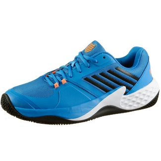 K-Swiss AERO COURT HB Tennisschuhe Herren brilliant blue-neon orange
