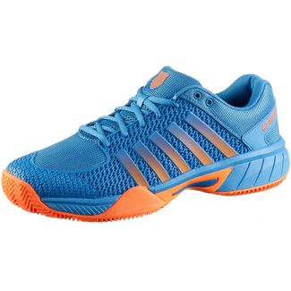 cheap for discount 62b8a b04d1 K-Swiss EXPRESS LIGHT HB Tennisschuhe Herren brilliant blue-neon orange