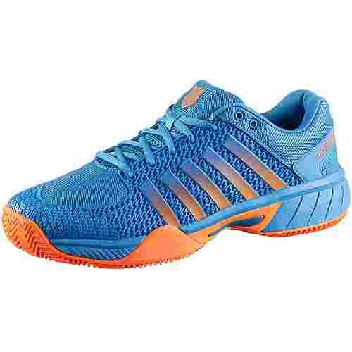 K-Swiss EXPRESS LIGHT HB Tennisschuhe Herren brilliant blue-neon orange