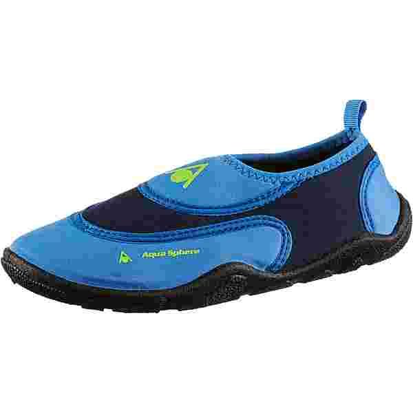 AQUA LUNG Beachwalker Kids Neoprenschuhe Kinder blue navy blue