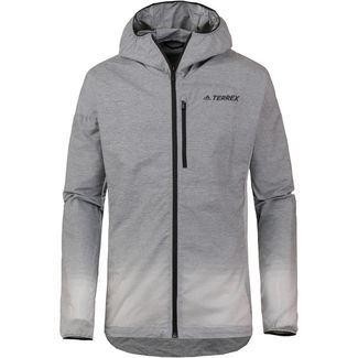 adidas Agravic Windbreaker Herren grey four