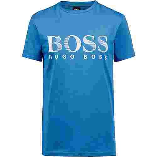 Boss T-Shirt Herren bright blue