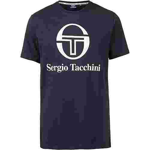 SERGIO TACCHINI Chiko T-Shirt Herren navy-white