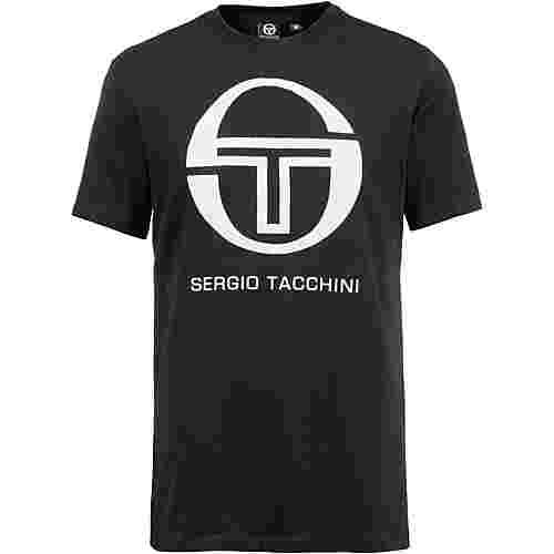 SERGIO TACCHINI Iberis T-Shirt Herren black-white
