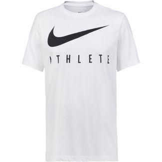 Nike Dry Athlete Funktionsshirt Herren white-black