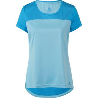 OCK Funktionsshirt Damen hellblau