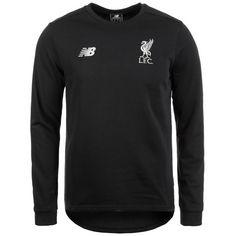 NEW BALANCE FC Liverpool Sportswear Funktionssweatshirt Herren schwarz