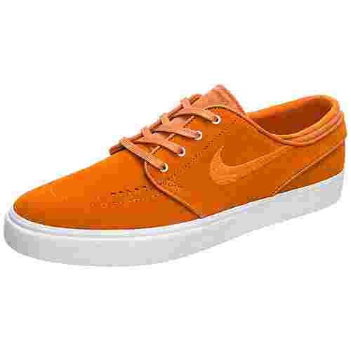 Nike Zoom Stefan Janoski Sneaker Damen orange / weiß