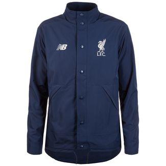 NEW BALANCE FC Liverpool Terrace Trainingsjacke Herren dunkelblau