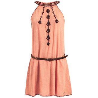 Khujo MALAINA Kurzarmkleid Damen rosa