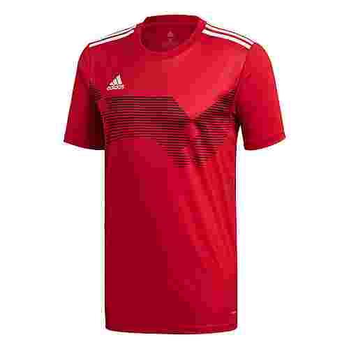 adidas Campeon 19 Trikot Funktionsshirt Herren Power Red / White