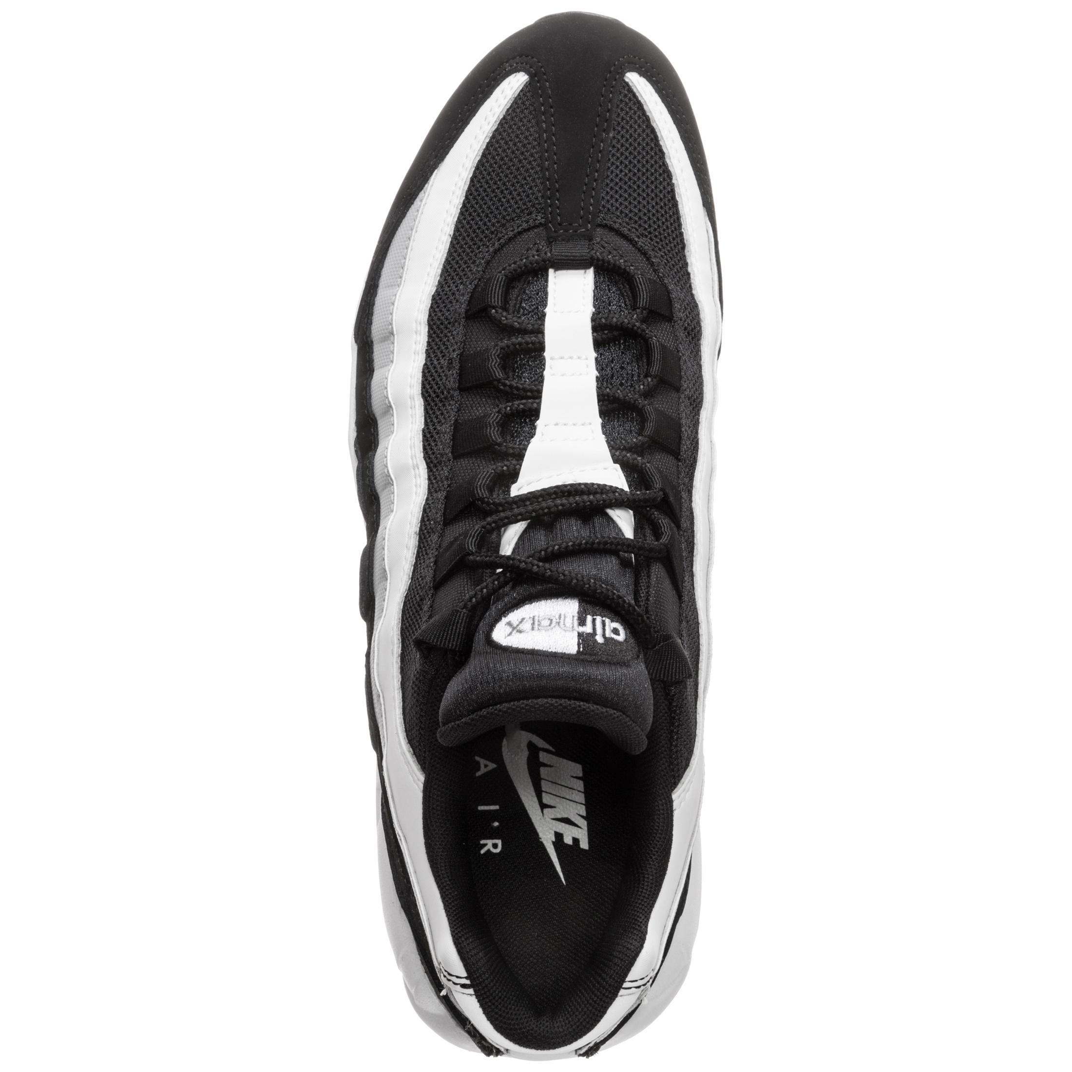Nike Air Max 95 95 95 Essential Turnschuhe Damen schwarz   weiß im Online Shop von SportScheck kaufen Gute Qualität beliebte Schuhe 96aa7e