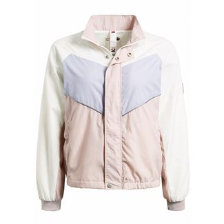 Khujo MEDEA Jacke Damen rosa mehrfarbig
