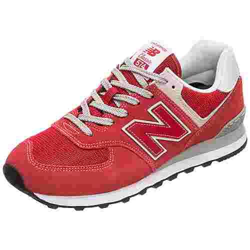 31192ed5a49 NEW BALANCE ML574-D Sneaker Herren rot / weiß im Online Shop von  SportScheck kaufen