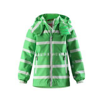 reima Traffic Regenjacke Kinder Brave green