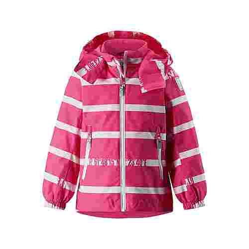reima Traffic Regenjacke Kinder Candy pink