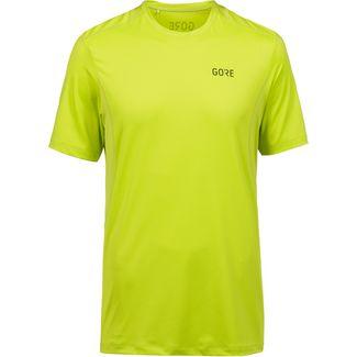 GORE® WEAR R3 Funktionstank Herren citrus green